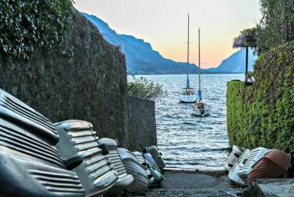 Lake Como (Copyright: Christopher D. Allsop)