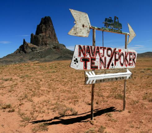 Monument Valley (Copyright: Christopher D. Allsop)