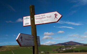 Glenlivet Smugglers Trail Credit: Chris Allsop Freelance Writer & Editor