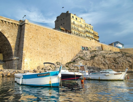 Marseille (Copyright: Christopher D. Allsop)
